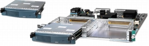 Cisco Catalyst 6500 Series Services SPA Carrier-600 - Cisco