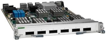 Cisco Nexus 7000 F3-Series 6-Port 100 Gigabit Ethernet Module Data