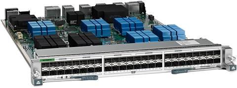 Cisco Nexus 7000 F3 Series 48 Port 1 And 10 Gigabit