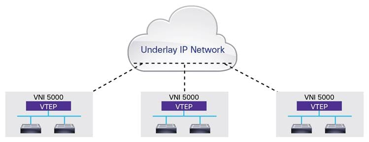 Deploy a VXLAN Network with an MP-BGP EVPN Control Plane