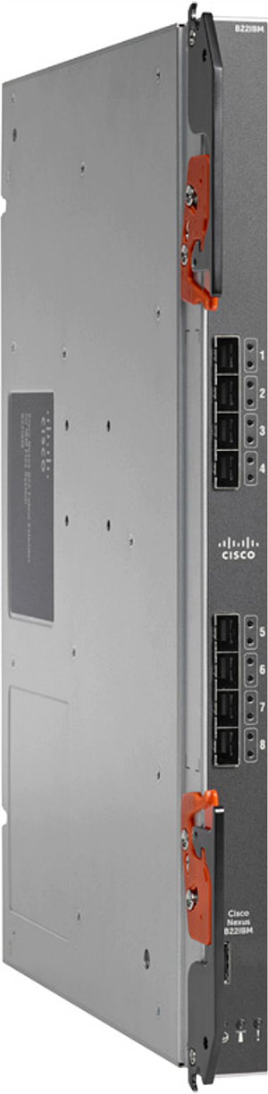 Cisco Nexus B22 Blade Fabric Extender IBM