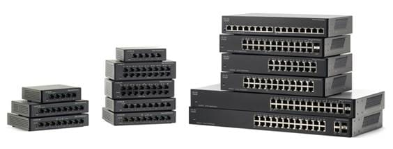 unmanaged 8 x 10//100//1000 Cisco Small Business 100 Series Unmanaged Switch SG 100D-08 DC power Switch desktop