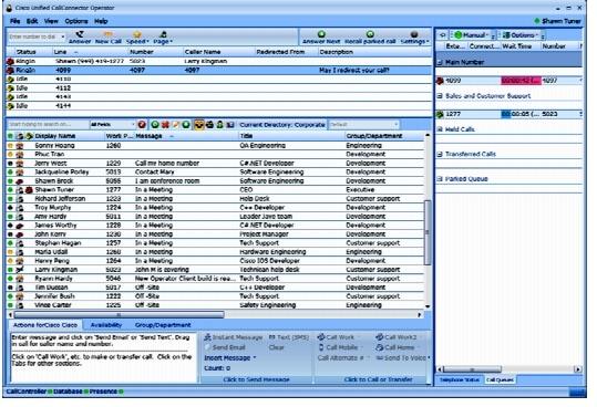 Cisco Unified CallConnector Server - Cisco