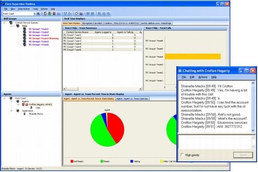 Cisco Agent Desktop for Cisco Unified Contact Center Express