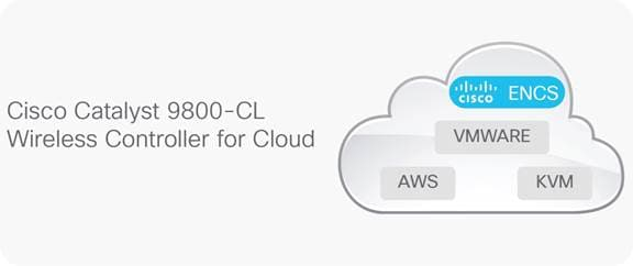 Cisco Catalyst 9800-CL Wireless Controller for Cloud Data Sheet - Cisco