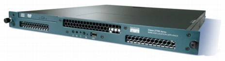 Cisco 2700 Series Wireless Location Appliance. By design ...
