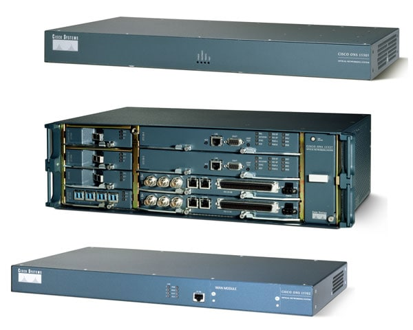 Cisco ONS 15305 Multiservice Customer Access Platform
