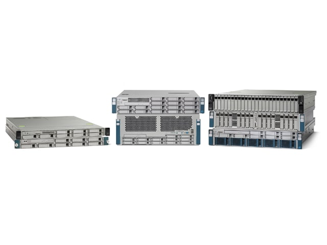 Cisco UCS C24 M3 Rack Server