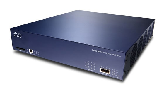 Cisco TelePresence MCU 4520