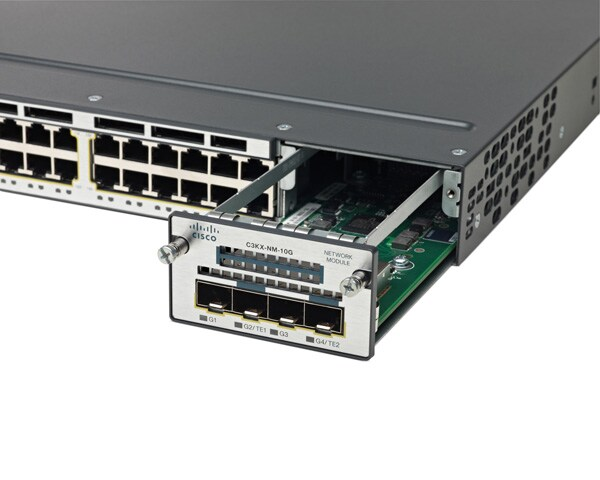 Commutateur de Cisco Catalyst 3560X-24U-S