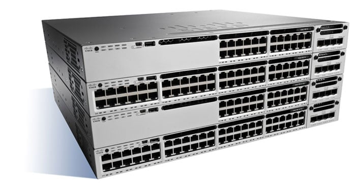 Cisco Catalyst 3850-48F-E Switch