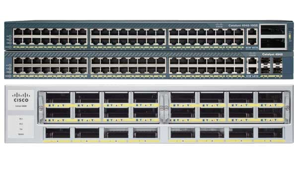 Cisco Catalyst 4948e F Ethernet Switch Cisco