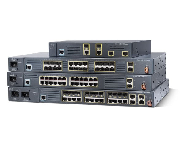 Cisco ME 3400-24TS-D Switch