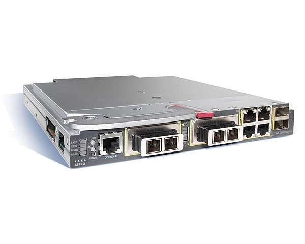 Коммутатор Blade Cisco Catalyst 3120 для HP