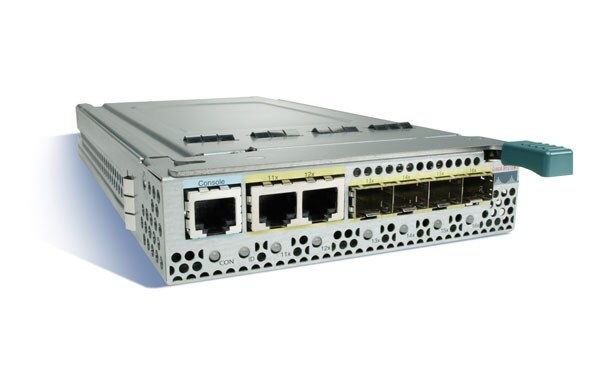 Cisco Catalyst Blade Switch 3040 for FSC