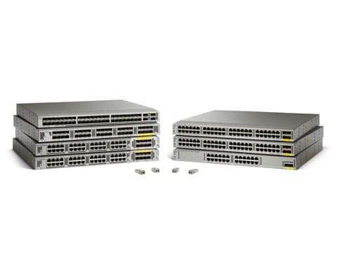 Cisco Nexus 2224TP GE Fabric Extender