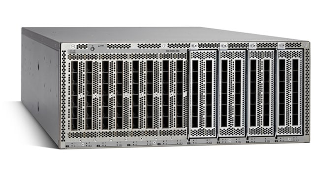 Cisco Nexus 6004 Switch