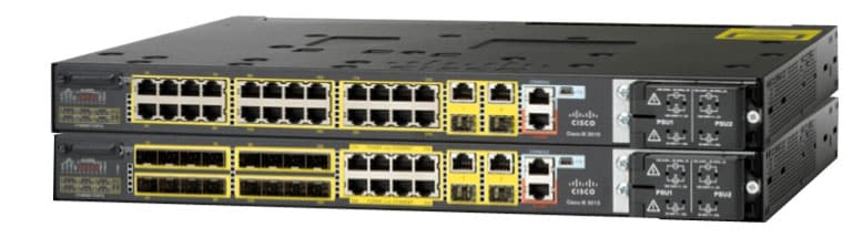 Commutateur ethernet industriel de Cisco IE-3010-16S-8PC