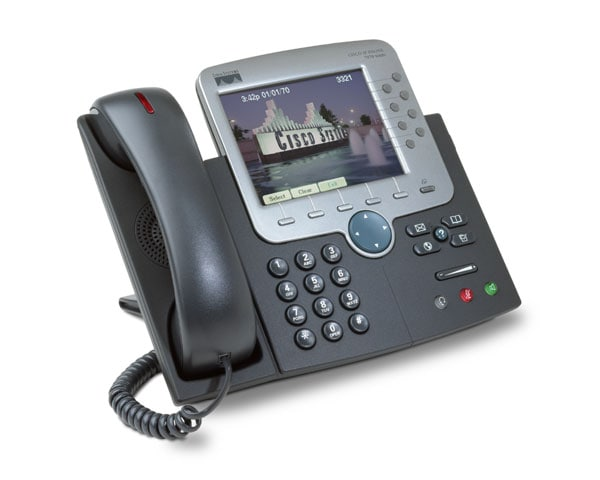 Cisco Unified IP Phone 7970G