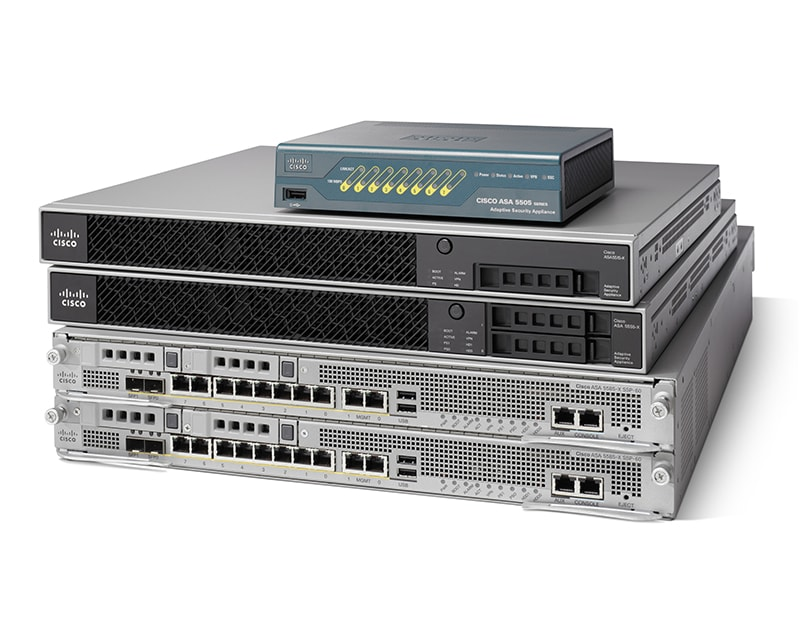 Cisco ASA 5520 Adaptive Security Appliance