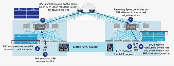 Description: Y:\Production\Cisco Projects\C11 Deployment Guide-White Paper\C11-737855-00\v1a 200916 0635 AnandG\C11-737855-00_ACI Multi Pod White Paper\Links\C11-737855-00_figure31.jpg