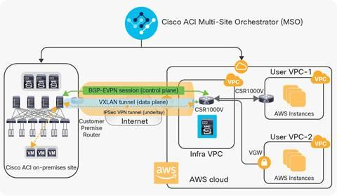 Cisco Cloud ACI on AWS White Paper - Cisco