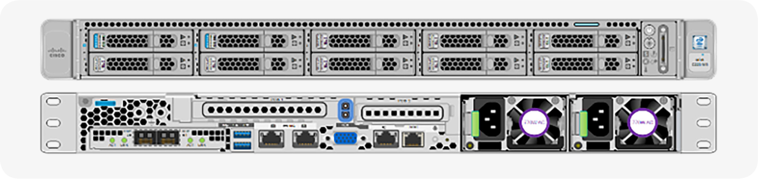 Cisco UCS C220 M5 Rack Server