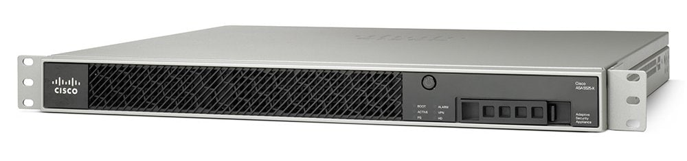 Cisco ASA 5525-X Adaptive Security Appliance