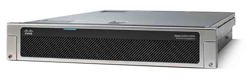 cisco email security appliance c370