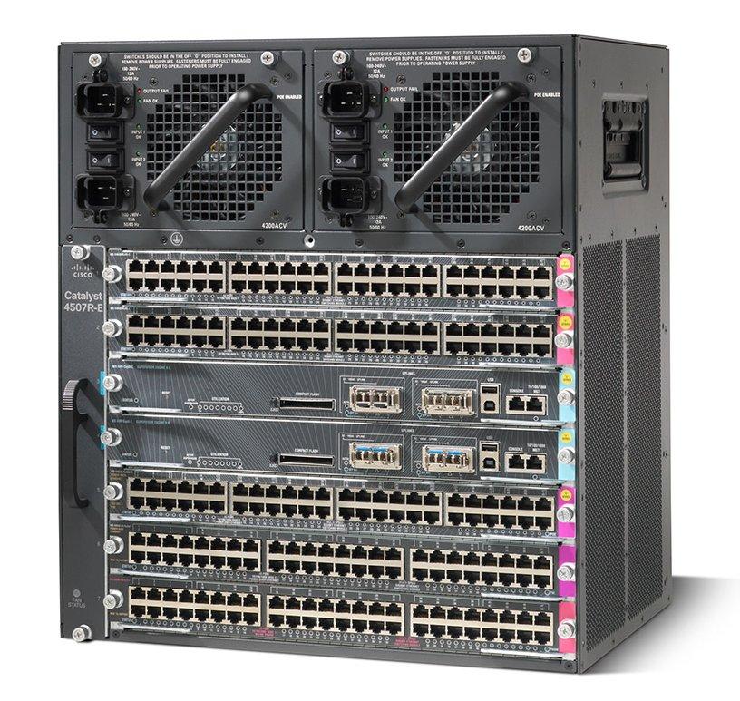 Cisco Switch Rack
