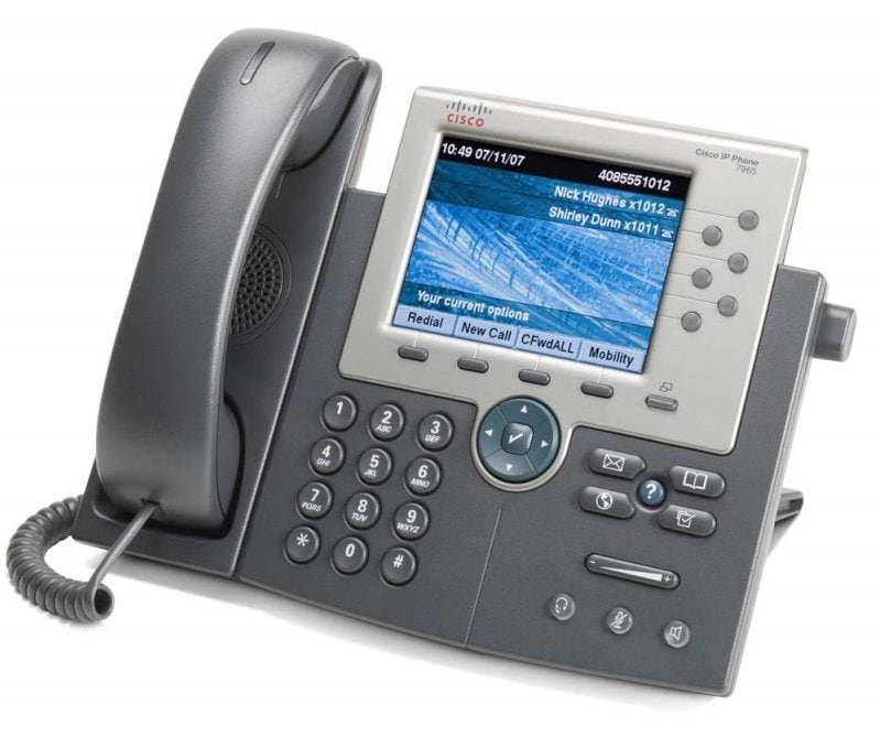 Cisco Unified IP Phone 7965G - Cisco