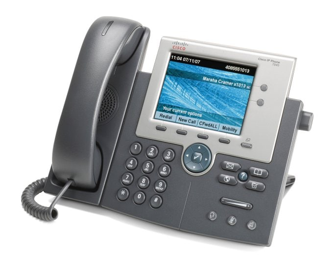 Cisco Unified IP Phone 7945G - Cisco