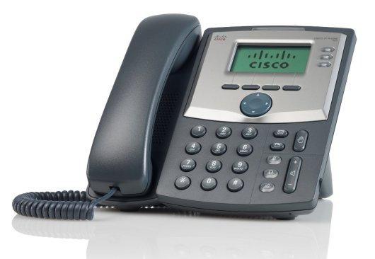 Cisco SPA303 3 Line IP Phone - Cisco