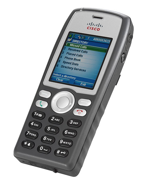 Cisco Unified Wireless IP Phone 7925G - Cisco