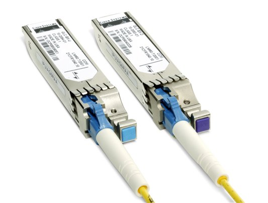 Cisco Gigabit Ethernet GBIC/SFP Modules
