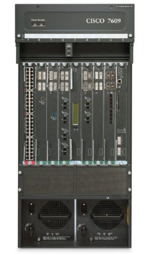 Cisco 7609 Router