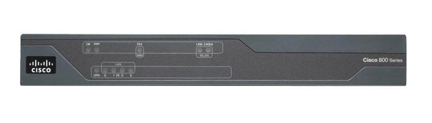 Cisco 861 Integrated Services Router