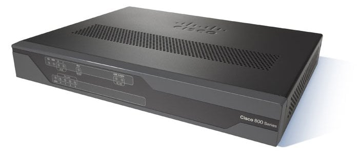 Cisco 891 Integrated Services Router