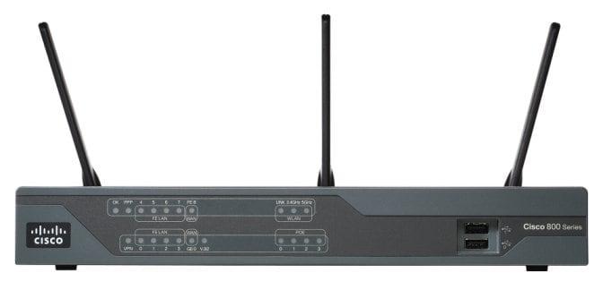 Service Router Cisco Cisco 892 Integrated Services