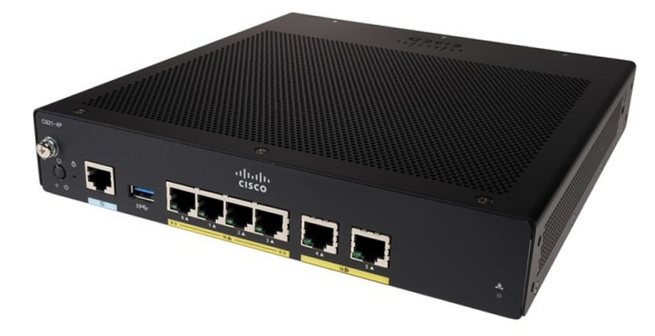 Cisco 900 Integrated Services Router