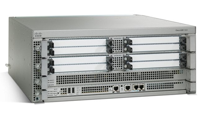 Маршрутизатор Cisco ASR 1004