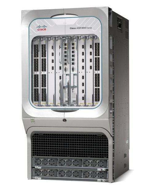 Cisco ASR 9010 Router - Cisco