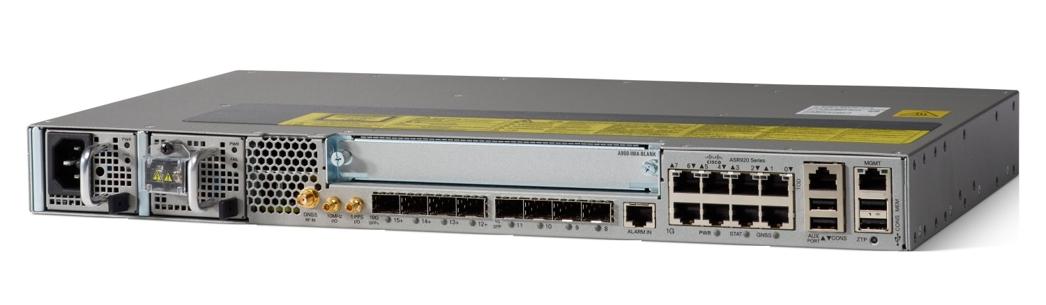 Cisco ASR 920-12SZ-IM Router