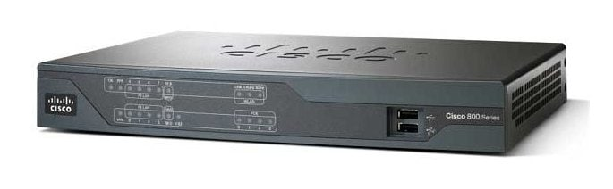 Cisco C892FSP Integrated Services Router
