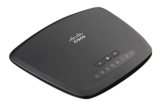 Cisco CVR100W Wireless-N VPN Router