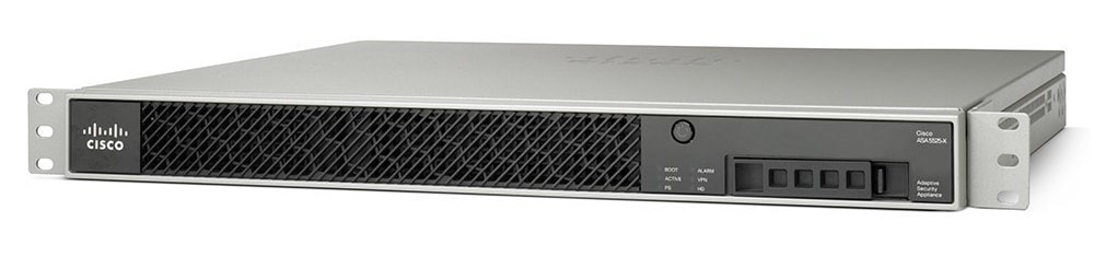 Cisco ASA 5525-X with FirePOWER Services