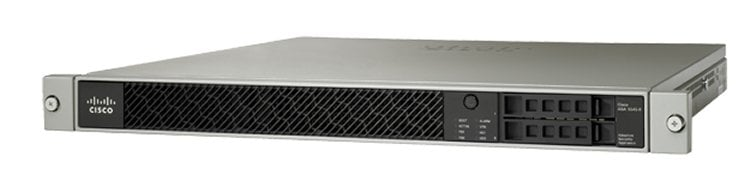 Cisco ASA 5545-X with FirePOWER Services