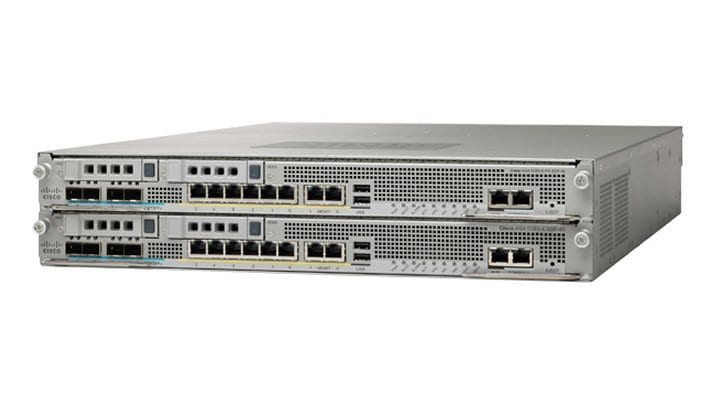 Cisco ASA 5585-X con FirePOWER SSP-60