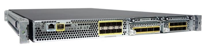 Dispositivo de seguridad de Cisco FirePOWER 4110