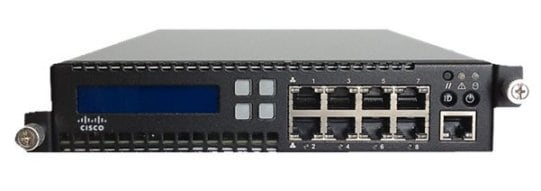 Cisco FirePOWER Appliance 7020